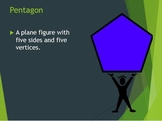 Geometry Common Core Power Pack for Third Grade