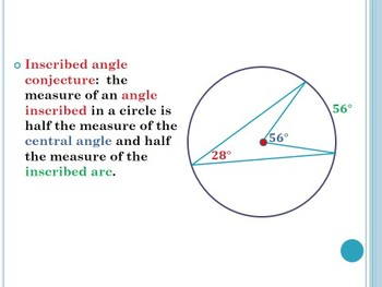 Geometry PowerPoint - Circles (Chapter 10)
