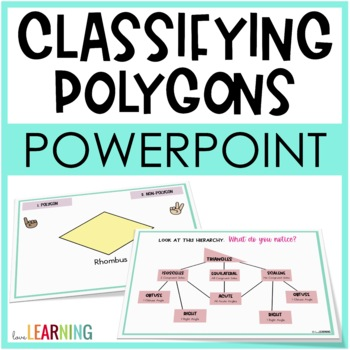 Geometry PowerPoint Lesson