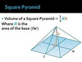 Geometry PowerPoint- Polyhedrons (Solids) and Polygons (Ch