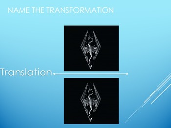 Geometry PowerPoint - Transformations (Chapter 7)