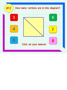 Geometry Powerpoint FREE PREVIEW Fun Quiz