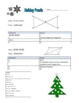 Geometry Practice