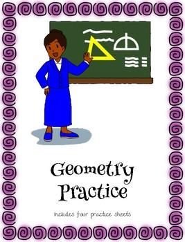 Geometry Practice-Lines