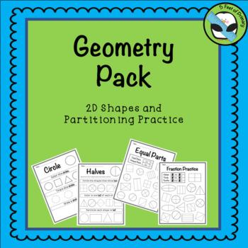 Geometry Practice Pack