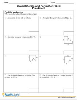 Geometry | Pre Algebra Unit with Videos