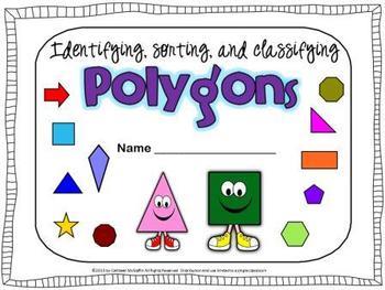 Geometry Printables: Polygons