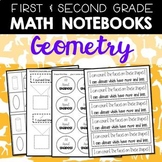 Math Notebooks: First and Second Gr Geometry