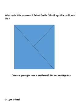 Geometry Problem Solving Activities