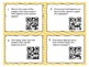 Geometry Problems about Polygons Task Cards with QR Codes