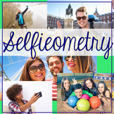 Geometry Activity | Selfie Project DISTANCE LEARNING