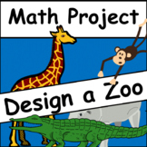 Math Project: Design a Zoo ( Area and Perimeter)