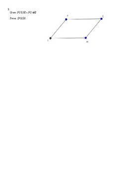 Geometry Proofs Lesson