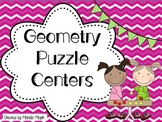 Geometry Puzzle Centers