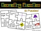 Geometry Puzzles