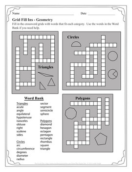Geometry Puzzles for High School Students