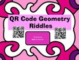 Geometry QR Code Riddles