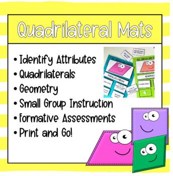 Geometry Quadrilateral Attributes Mats