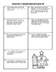 Geometry Quadrilateral Christmas Puzzle