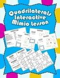 Geometry Quadrilateral Interactive Lesson