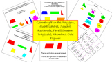 Geometry Quadrilaterals Bundle