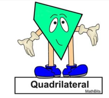 Image result for quadrilaterals clipart