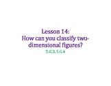 Geometry Quadrilaterals and Polygons & Geometry Polygons PowerPoint