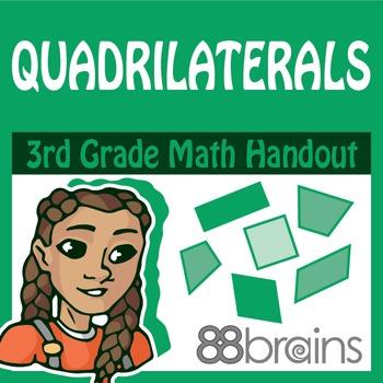 Geometry: Quadrilaterals pgs.26-28 (CCSS)