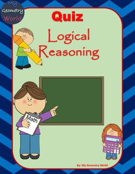 Geometry Quiz: Logical Reasoning