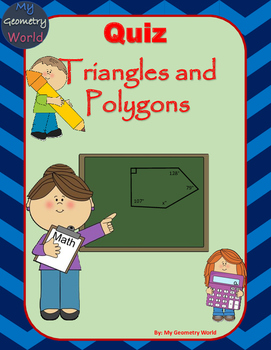 Geometry Quiz: Triangles and Polygons