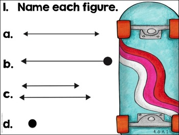 Geometry ROCKS! {Games, Centers and Activities for 4th Graders}