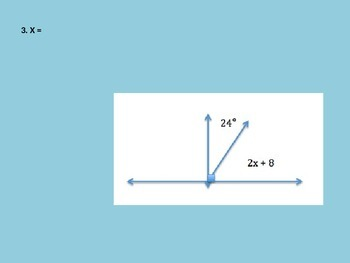 Geometry, Ratio & Proportions, and Commisson Practice Problems Powerpoint (MC)