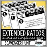 Extended Ratios Scavenger Hunt