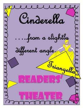 geometry readers 39 theater cinderella by mjcreations tpt. Black Bedroom Furniture Sets. Home Design Ideas
