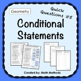 Conditional Statements Activity: Fix Common Mistakes!