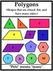 Geometry: Reasoning with Shapes (Instructional Visuals & Flashcards)