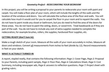 Geometry Redecorate Your Bedroom Real Life Project