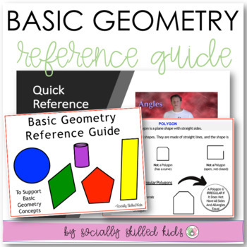 Geometry Reference Guide