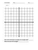 Geometry Review: Area, Perimeter, Coordinates, Coordinate Grid