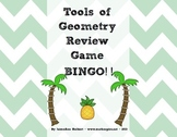 Geometry Review - BINGO GAME