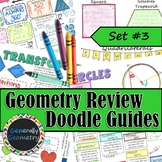 Geometry Review Doodle Notes, Set #3; Similarity, Transfor