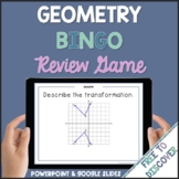 Geometry Review Game (8th Grade)