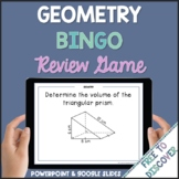 Geometry Review Game (7th Grade)