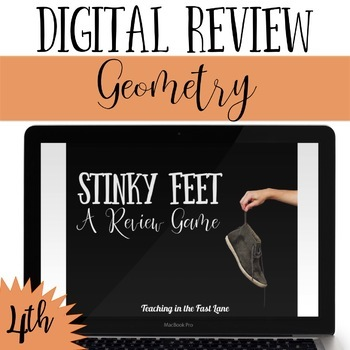 Geometry Review Game Stinky Feet