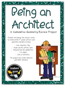 Geometry, Area, & Perimeter Review Project - Being an Architect