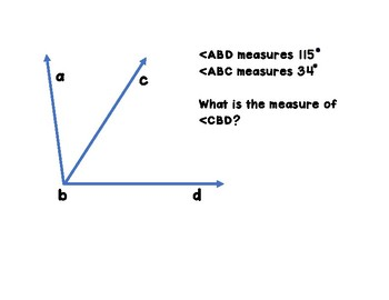 Geometry Review Questions