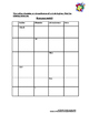 Geometry Review: Radius, Diameter, Circumference, and Area of a Circle Worksheet
