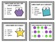 Geometry Review Task Cards - FREEBIE - for Paper, Digital, Scoot, or Plickers!