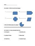Geometry Review Worksheet