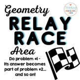 Geometry Review of Area Relay Race